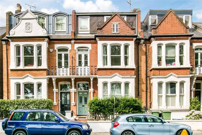 Thumbnail Flat for sale in Rocks Lane, London