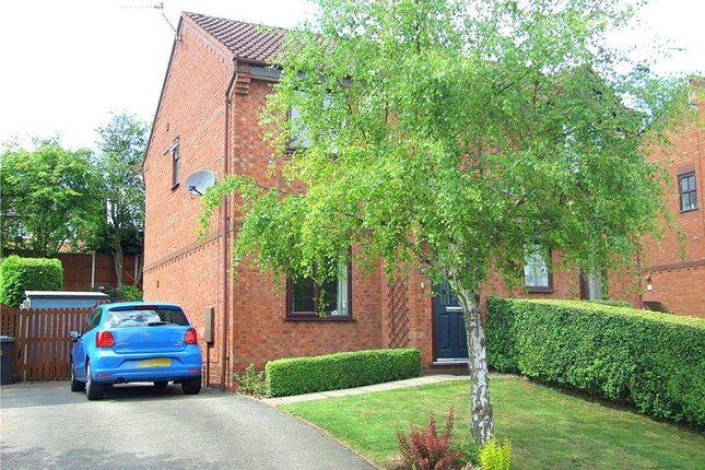 Thumbnail Semi-detached house to rent in Fiskerton Way, Oakwood, Oakwood, Derby
