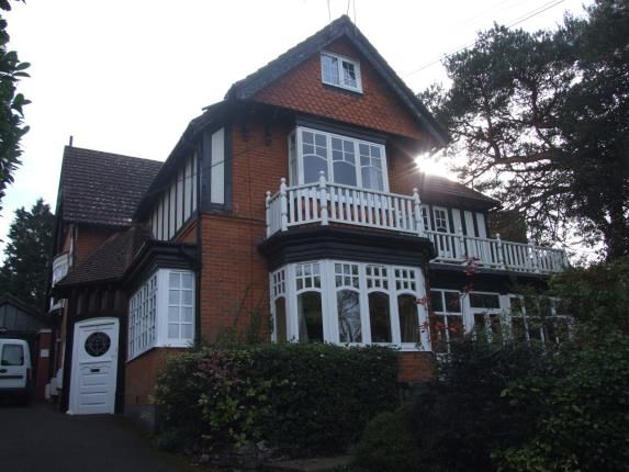 Thumbnail Flat for sale in Meyrick Park Crescent, Bournemouth