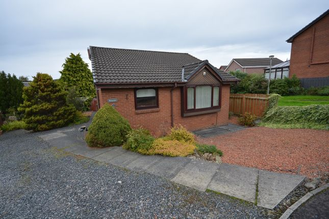 Thumbnail Detached bungalow for sale in Andrew Lundie Place, Galston