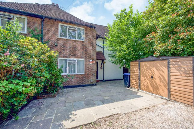 Thumbnail Semi-detached house for sale in Engliff Lane, Pyrford, Woking
