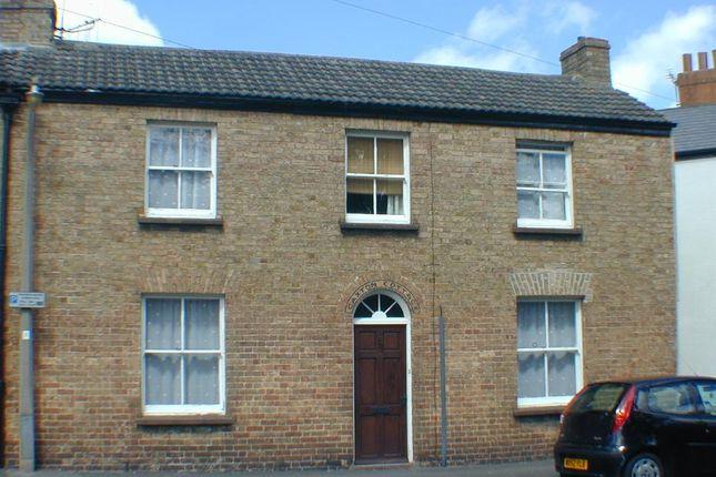Thumbnail Property to rent in Trinity Road, Taunton