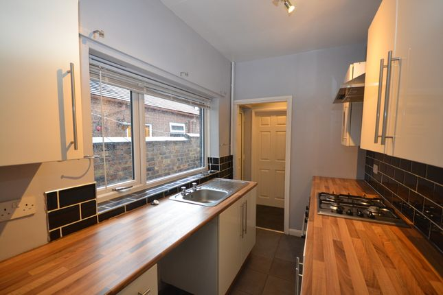 2 bed terraced house to rent in Burnley Street, Northwood, Stoke-On-Trent ST1