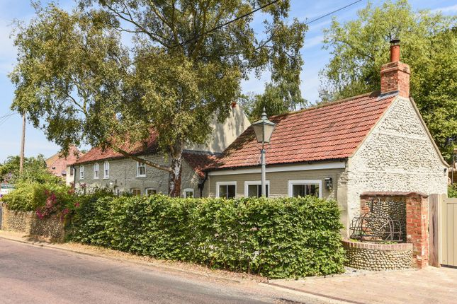 Thumbnail Cottage for sale in Wells Road, Stiffkey, Wells-Next-The-Sea