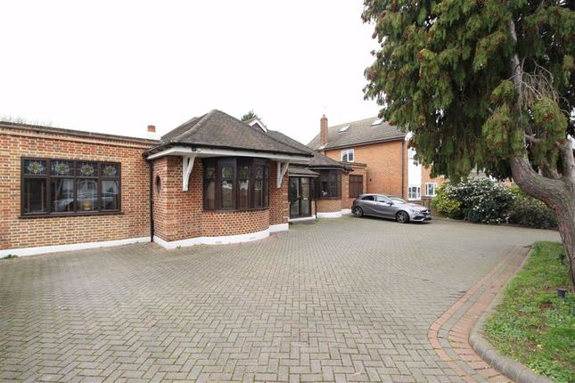 Thumbnail Detached bungalow for sale in Meadway, Ilford, Essex