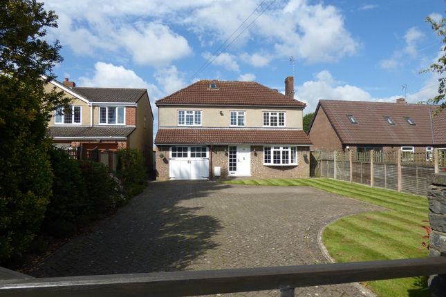 Thumbnail Detached house for sale in Park Lane, Frampton Cotterell, Bristol, Gloucestershire