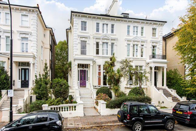Thumbnail Semi-detached house for sale in Belsize Park, London