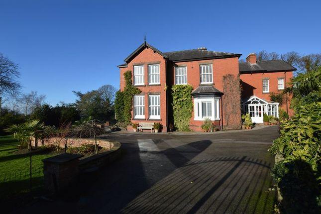 Thumbnail Detached house for sale in Delph House, Lancaster Lane, Parbold