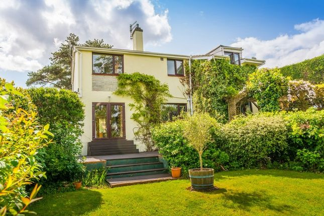 Thumbnail Link-detached house for sale in Courtenay Gardens, Newton Abbot