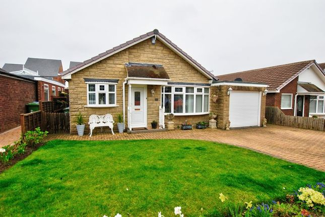 Thumbnail Bungalow for sale in Herring Gull Close, South Beach Estate, Blyth