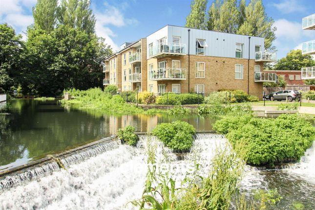 1 bed flat for sale in Croxley Road, Nash Mills Wharf, Hemel Hempstead HP3