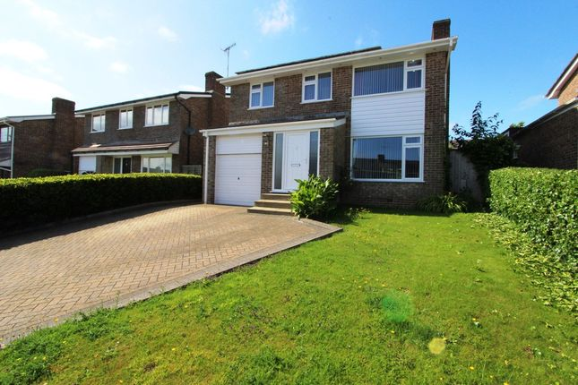 Thumbnail Detached house for sale in Chestnut Close, Torpoint