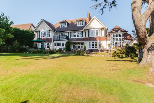 Thumbnail Detached house for sale in Convent Road, Sidmouth, Devon