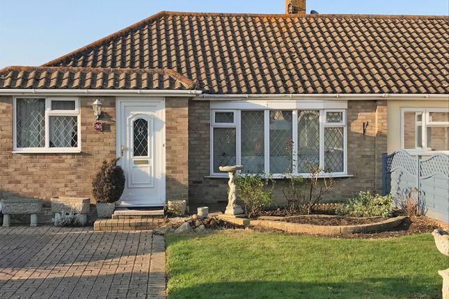 Thumbnail Bungalow for sale in Gainsborough Drive, Selsey