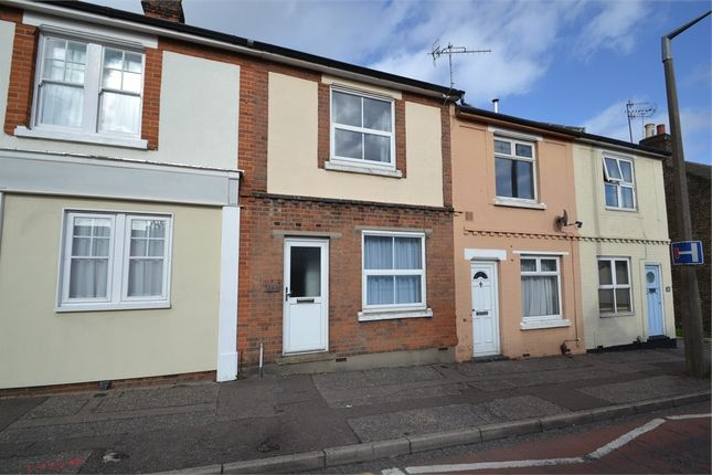 Thumbnail Terraced house for sale in Hythe Hill, Colchester, Essex
