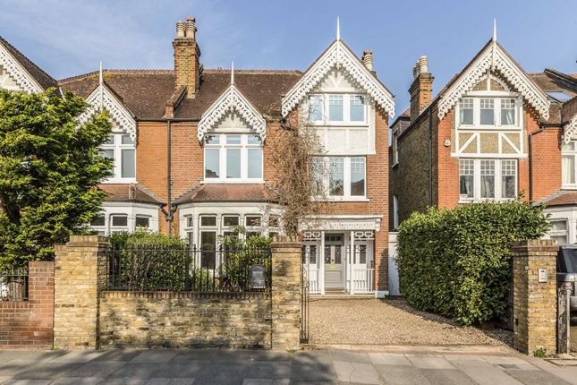 Thumbnail Semi-detached house for sale in Waldegrave Road, Twickenham