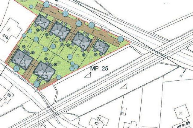 Thumbnail Commercial property for sale in Development Site, Cardenden Road, Lochgelly