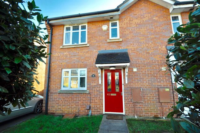 Thumbnail Semi-detached house for sale in Devoke Road, Wythenshawe, Manchester