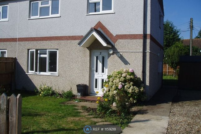 3 bed semi-detached house to rent in Waterfield Avenue, Fakenham NR21