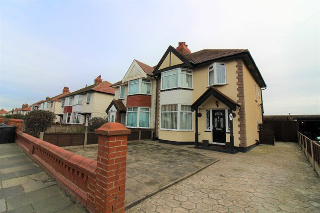 Thumbnail Semi-detached house for sale in Carr Gate, Cleveleys