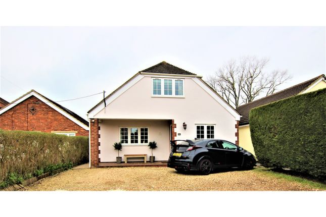 Thumbnail Detached bungalow for sale in Abingdon Road, Abingdon