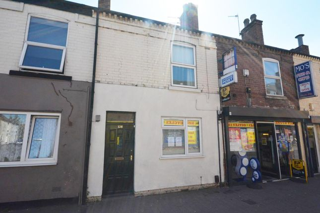 2 bed flat for sale in Victoria Road, Netherfield, Nottingham