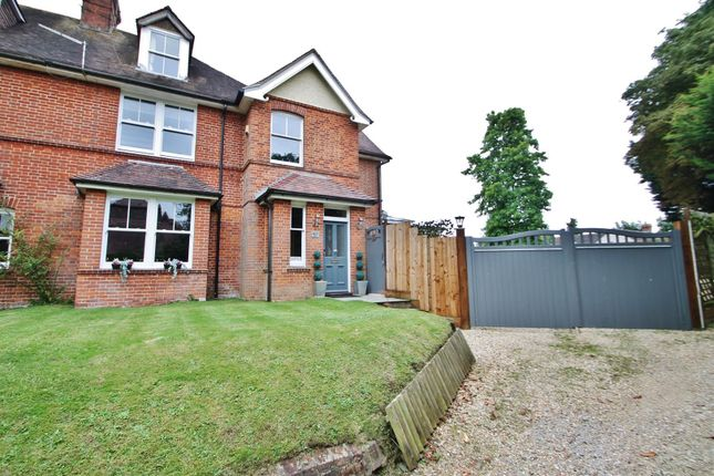 Thumbnail Property for sale in Worting Road, Worting, Basingstoke