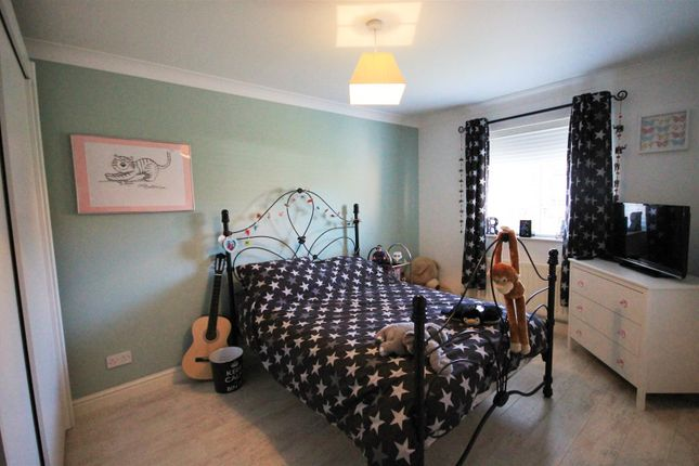 Bedroom Two of Richmond Close, Shildon DL4