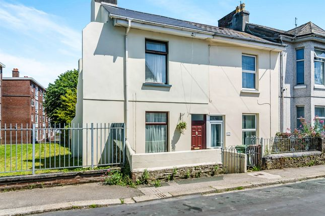 Thumbnail End terrace house for sale in Bedford Street, Plymouth