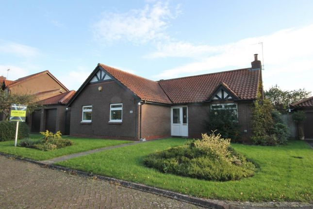 Thumbnail Detached bungalow for sale in Grenadier Drive, Northallerton