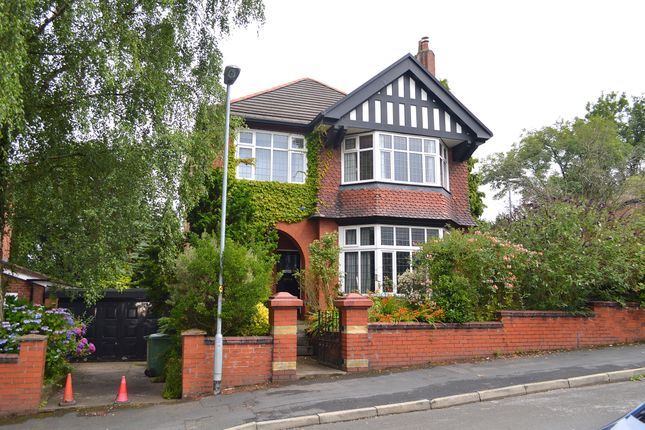 Thumbnail Detached house for sale in Kensington Road, Coppice, Oldham