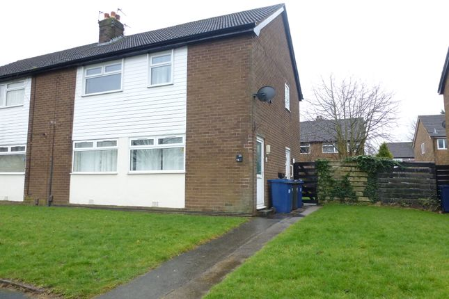 Thumbnail Flat for sale in Peacock Hall Road, Leyland