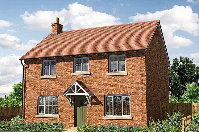 Thumbnail Detached house for sale in The Paddocks, Baschurch, Shrewsbury, Shropshire