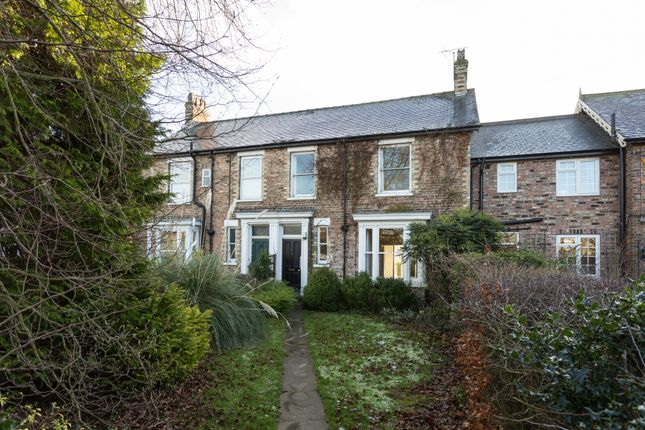 Thumbnail Terraced house for sale in Main Street, Alne, York
