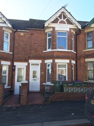 Thumbnail Terraced house to rent in Stuart Road, Folkestone