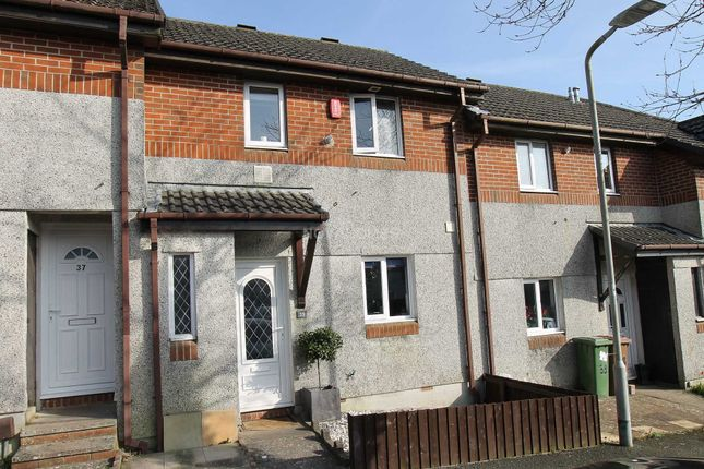 Thumbnail Terraced house for sale in Smeaton Square, Plymouth