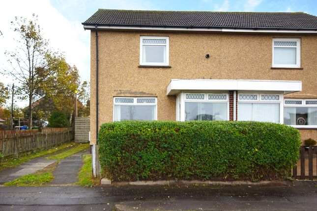 Thumbnail Semi-detached house for sale in Buchan Road, Troon