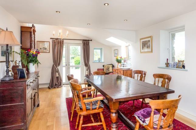 Dining Room of Muriau, Criccieth, Gwynedd LL52