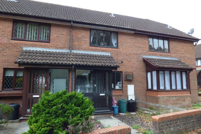 Thumbnail Terraced house to rent in Grove Gardens, Church Road, Caldicot