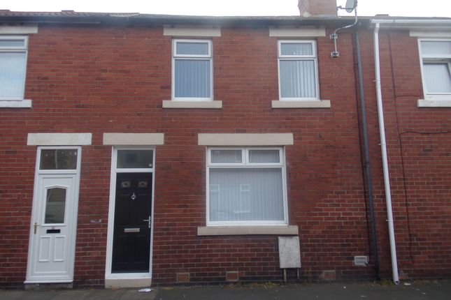 Thumbnail Terraced house to rent in Moor Croft, Newbiggin-By-The-Sea