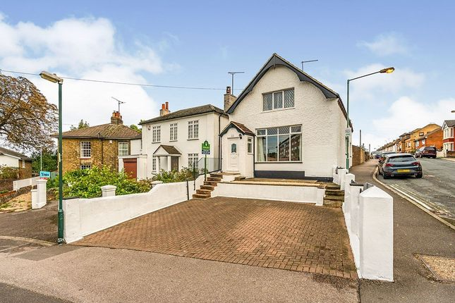 Thumbnail Detached house for sale in Mill Road, Gillingham, Kent