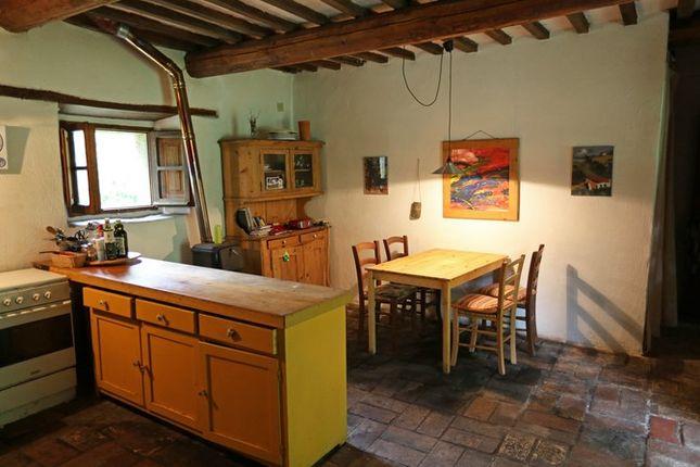 Kitchen 1 of Fondi Di Sopra, Lisciano Niccone, Umbria