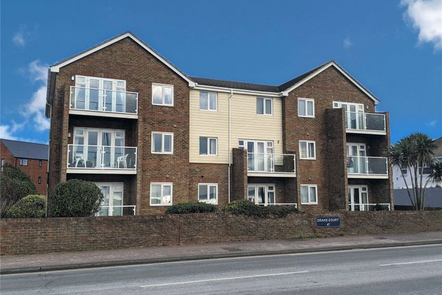 3 bed flat for sale in Drake Court, 47 Marine Parade West, Lee-On-The-Solent, Hampshire PO13