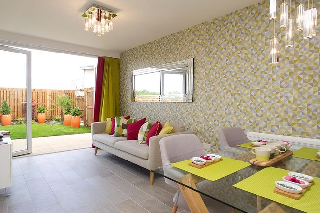 """Thumbnail Semi-detached house for sale in """"The Thirston"""" at Harrogate Road, Greengates, Bradford"""