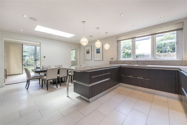 Thumbnail Semi-detached house to rent in Goldhurst Terrace, South Hampstead, London