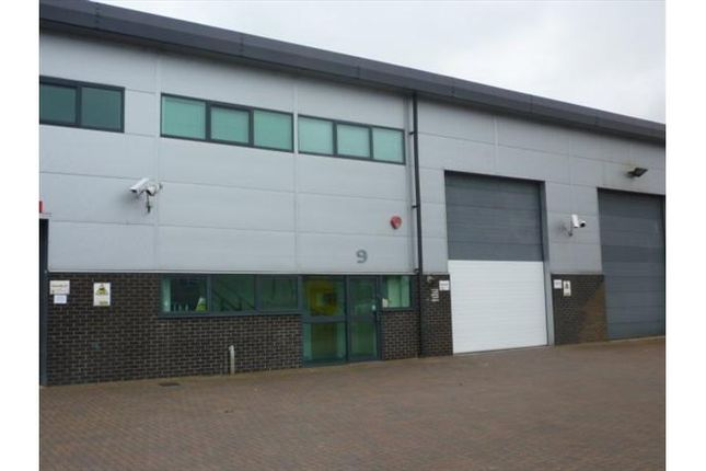 Thumbnail Warehouse to let in Mead Lane, Hertford