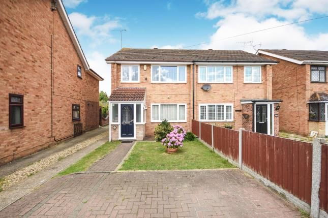 Thumbnail Semi-detached house for sale in Stanford-Le-Hope, Essex