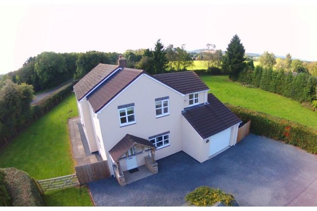 Thumbnail Detached house for sale in Button Bridge, Bewdley