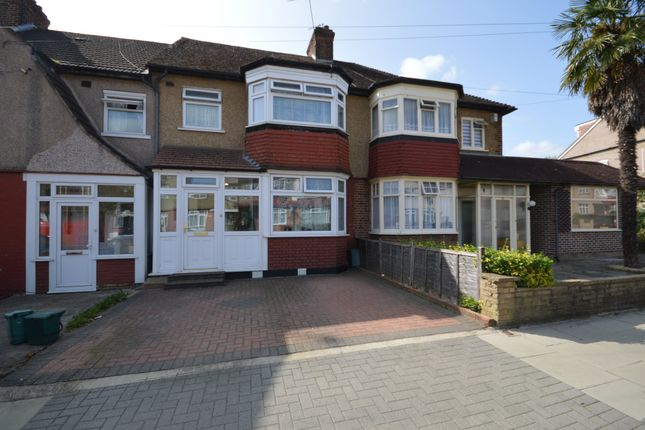 Thumbnail Terraced house for sale in Grasmere Avenue, Wembley
