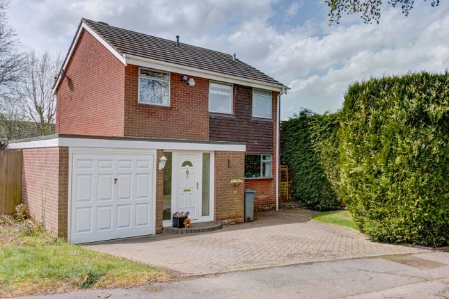 Thumbnail Detached house for sale in Glenwood Drive, Cheswick Green, Solihull
